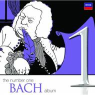 No 1 Bach Album By NO.1 Bach Album On Audio CD Classical - E505441