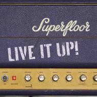 Live It Up By Superfloor On Audio CD Album Blues 2012 - E508721