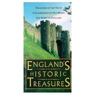 England's Historic Treasures On VHS - E565611