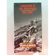 Battle Line World War II Liberation Of The Philippines / Iwo Jima On - E565655