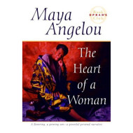 The Heart Of A Woman By Maya Angelou Book Paperback - E602144