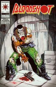 Bloodshot #8 Bad Blood Comic Book - E92257