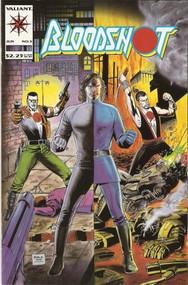 Bloodshot #5 June 1993 Comic Book - E92258