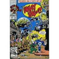 Marvel What The #22 Comic Action Book - E93326