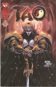 Spirit Of The Tao #11 Vol 1 August 1999 Comic Book - E93343