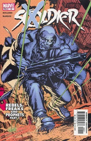 Soldier X 2002 #9 Comic Book - E93357
