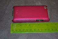 iFrogz IT4LL-PNK Luxe Lean For iPod Touch 4G Pink Fitted - EE204187