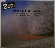 Peter I Tchaikovsky By Michail Glinka Album Import On Audio CD - EE477485