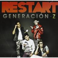 Generacion Z By Restart Album Import 2012 On Audio CD - EE477809