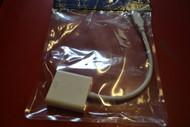 V7 CBLMHDCV-1N Mini HDMI To VGA Adapter White AV - EE491162