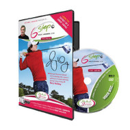 6 Step Golf Michael Bannon Coach To Rory Mcilroy On DVD - EE498482