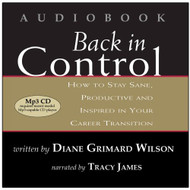 Back In Control: How To Stay Sane Productive And Inspired In Your - EE500127