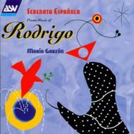 Rodrigo: Piano Music Serenata Espanola By Rodrigo Joaquin [Composer] - EE500162