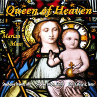Queen Of Heaven By Stephanie Prewitt & Bright Lecluyse On Audio CD - EE502454