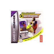 Backyard Skateboarding For GBA Gameboy Advance Extreme Sports - EE522754