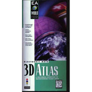 3D Atlas For 3DO Vintage Vintage Action - EE523304