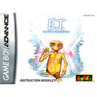 Et The Extra-Terrestrial GBA Gameboy Advance - EE525691