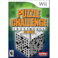 Puzzle Challenge: Crosswords And More! For Wii And Wii U - EE527859