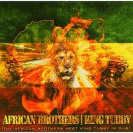 African Brothers Meet King Tubby In Dub By King Tubby African Brothers - EE531100