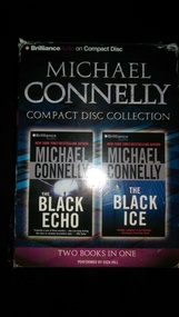 By Michael-Author Hill DickPerformed By Connelly On Audiobook CD By - EE531206