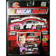 NASCAR Rules! 1999 Car #99 Jeff Burton 1/64 Scale Diecast Car - EE536929