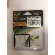 Replacement Battery For Samsung Instinct S30 / Gravity 2 Sgh T469 / - EE537814