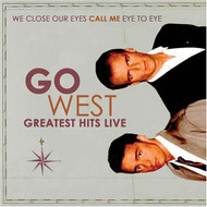 Greatest Hits Live By Go West On Audio CD Album 2006 - EE539341