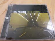 Bridges Down By The Arsons On Audio CD Album - EE540371