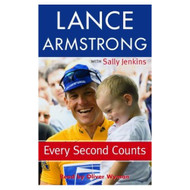 Every Second Counts On Audiobook CD By Lance Armstrong Audio Cassette - EE543106