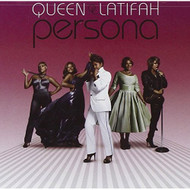 Persona By Queen Latifah On Audio CD Album 2009 - EE546493