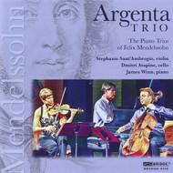 The Piano Trios Of Felix Mendelssohn By The Argenta Trio Felix - EE547297