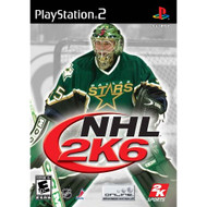 NHL 2K6 For PlayStation 2 PS2 Hockey - EE551411