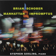Manhattan Impromptus By Schober Performed By Gosling On Piano - EE557686