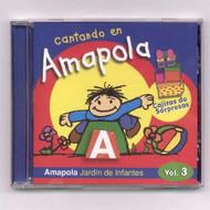 Cantando En Amapola By Amapola On Audio CD Album 2005 - EE559373