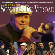 Soneros De Verdad On Audio CD Album 2013 - EE559467