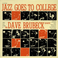 Jazz Goes To College Mini Lp Sleeve By The Dave Brubeck Quartet Paul - EE560965