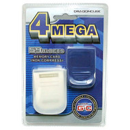 Interact 4MB Memory Card For GameCube - EE561358