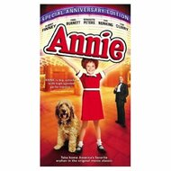 Anniespecial Anniversary Edition On VHS With Aileen Quinn - EE561807
