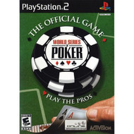 World Series Of Poker For PlayStation 2 PS2 - EE562992
