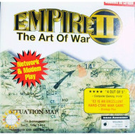 Empire II: The Art Of War Software  - EE565938