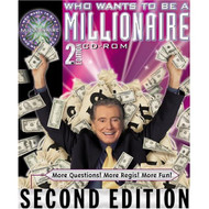 Who Wants To Be A Millionaire 2nd Edition Cd-Rom For PC Software - EE565980