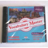 Vocabulary Master Cd-Rom Windows & MAC Installations Includes Alphabet - EE566001