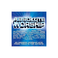 Absolute Worship On Audio CD Album 2004 - EE583349