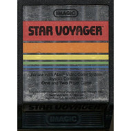 Star Voyager Vintage 2600 Video Game Cartridge For Atari - EE587418
