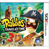 Rabbids Travel In Time Nintendo For 3DS - EE588762