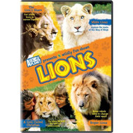 Animal Planet Lions On DVD - EE596373