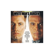 White Man's Burden On Audio CD Album 1995 - EE596716