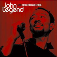 Live From Philadelphia By John Legend On Audio CD Album 2008 - EE598306