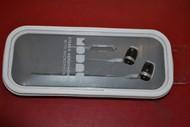 Modal Earbud Headphones Earphones Black MD-HPEBP-1 - EE605798
