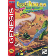 Desert Demolition For Sega Genesis Vintage - EE608118